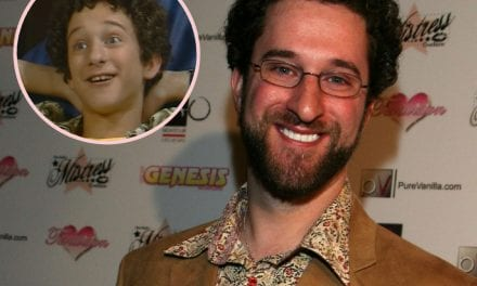 Dustin Diamond's Death Was Extremely Painful — And 'Not Supposed To Happen This Quickly'