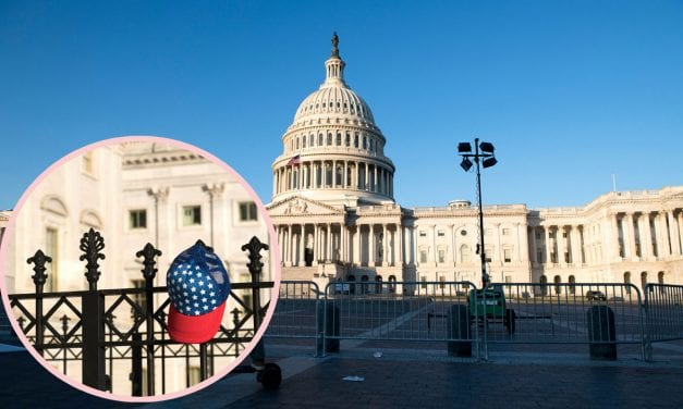 Former girlfriend Reports Former Sweetheart To FBI Right after He Allegedly Berated Her During Capitol Attack