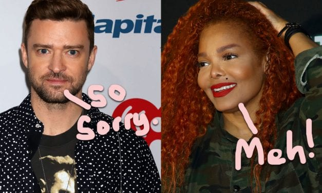 Jesse Jackson Briefly Acknowledged The particular Justin Timberlake Apology — Or Did She??