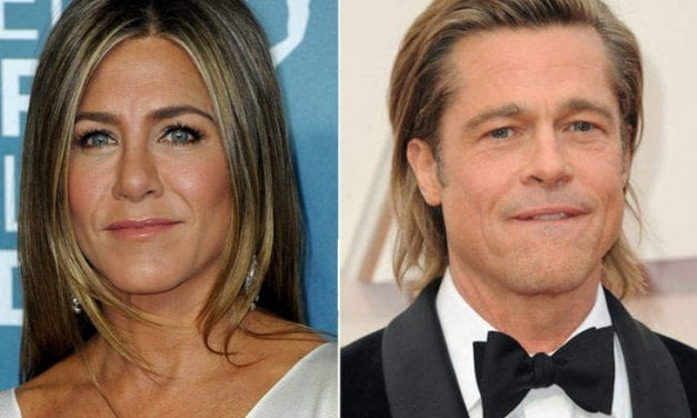 The web Thinks That Brad Pitt Plus Jennifer Aniston Have Been Going out Again