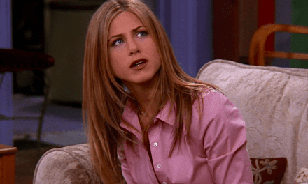 """Open up Post: Hosted By TikTok Discovering Jennifer Aniston's Singing Tic On """"Friends"""""""