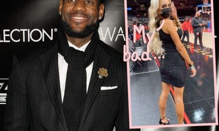 ' Courtside Karen' Apologizes In order to LeBron James — Unfortunately he There REALLY A Change Associated with Heart?!