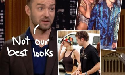 Just how Justin Timberlake REALLY Seems About His & Britney Spears Iconic All-Denim Clothes!