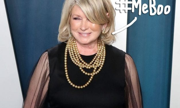 Martha Stewart Says SOME Males Accused Of #MeToos Are usually Guilty But Others Only need ' Awful Personalities'