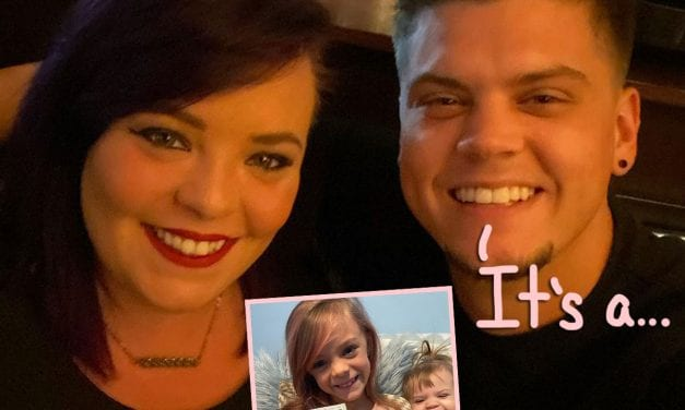 Teenager Mom Stars Catelynn Lowell & Tyler Baltierra Disclose The Sex Of Their Child! And It' s The…