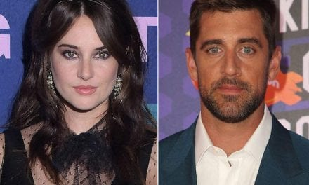 Shailene Woodley And Aaron Rodgers Are Dating