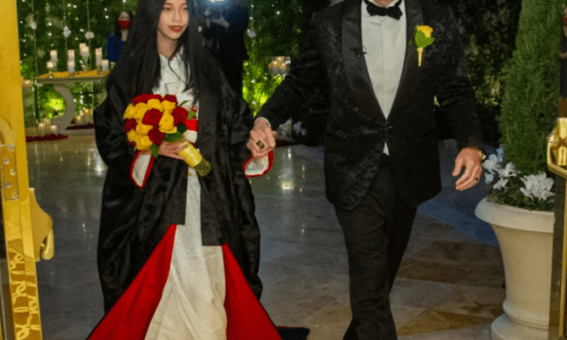 Nicolas Cage And His Broken Wedding Tuxedo Strolled Down The Aisle The Fifth Time, With no, He Didn't Get married to The Tuxedo