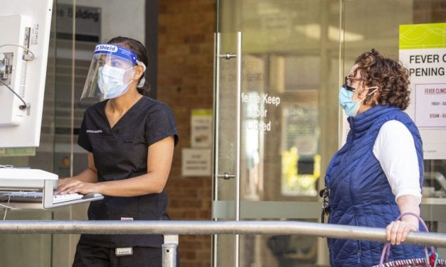 Brisbane Doctor Contracts CCP Virus From Medical center Patient