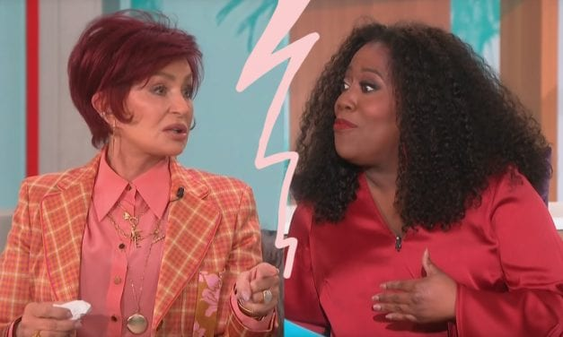 The particular Talk Fallout! Sharon Osbourne & Sheryl Underwood Will ' Never Share Exactly the same Stage Again'!