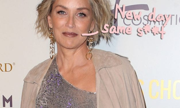 Sharon Stone Says Maker Told Her She ' Should F**k' Co-Star For Better ' Onscreen Chemistry'