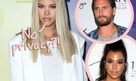 Sofia Richie ' Is not really Surprised' Scott Disick Blabbed About Their own Breakup On KUWTK!
