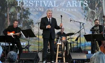 Laguna Beach Festival associated with Arts Sets Places on July Starting