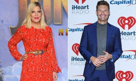 Open up Post: Hosted Simply by Tori Spelling Proclaiming That She Desires She Banged Thomas Seacrest Back In The Day time