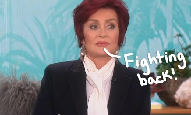 Sharon Osbourne Plans In order to Sue CBS Right after Leaving The Speak Due To Her Racism Controversy!