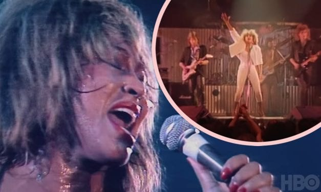 Tina Turner' s Brand new HBO Documentary Is really a Way To Say GOODBYE Among Health Problems — THEREFORE SAD!