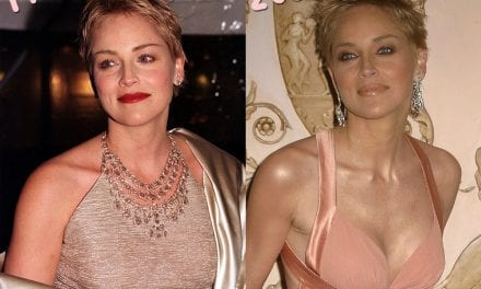 Sharon Stone Claims The girl Was Given Bigger Breasts Implants Without The girl Consent! Huh?!