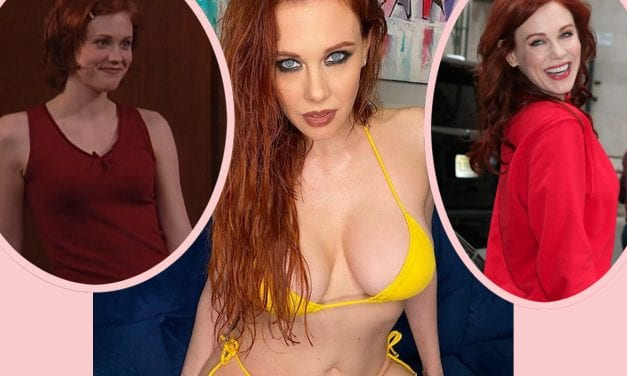 Child Meets World' ersus Maitland Ward Grew to become A Porn Celebrity — Now She' s Starring Inside a Sitcom About It!