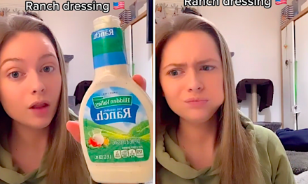 Open up Post: Hosted With a British Woman Attempting Ranch Dressing Initially