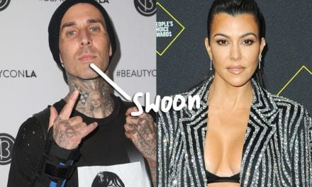 Travis Barker Gushes More than Kourtney Kardashian' ersus Love Note and Explains Why These people Work So Properly!