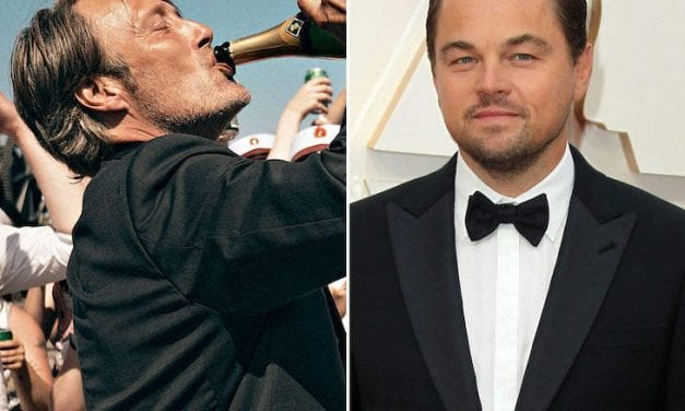 """""""Another Round"""" Is Being Remade In English, And it also Might Star Leonardo DiCaprio"""