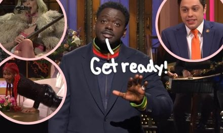 Daniel Kaluuya Jokes Regarding Royal Family Racism & Lil Em X Gives Our god A Lap Dancing: Here's What You Skipped On SNL!
