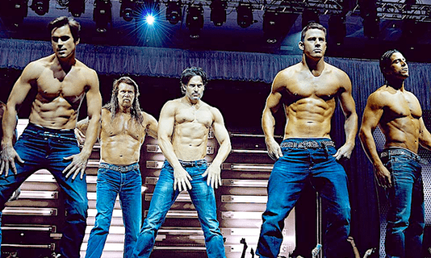 "The ""Magic Mike"" Truth Competition Show Is within The Works"