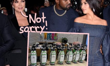 Kris Jenner Delivers Refined Kanye Dig Along with Family Easter Existing — But Kim' s Still Displaying (Some) Support!