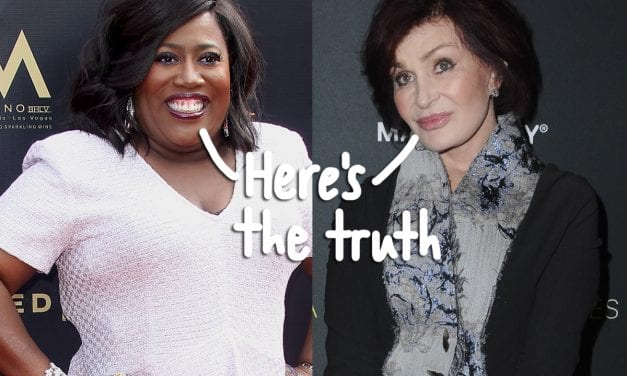 Sheryl Underwood Accuses Sharon Osbourne Of RESTING About Post-Fight Apology — But Sharon Leaks Receipts!