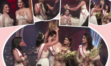 View Mrs World GRAB Mrs Sri Lanka' s Crown Simply Moments After Earn — Over Accusations She' s Divorced!