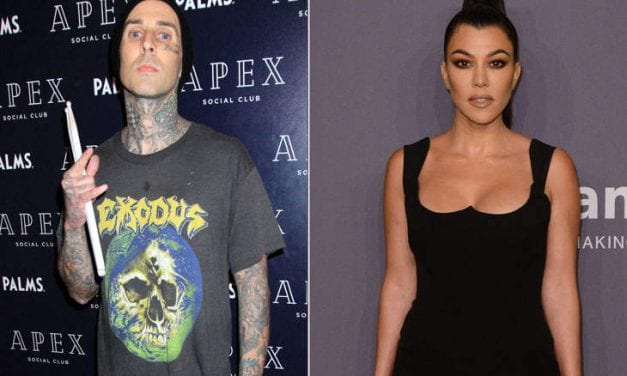 Travis Barker Already Obtained Kourtney Kardashian's Title Tattooed On His Entire body