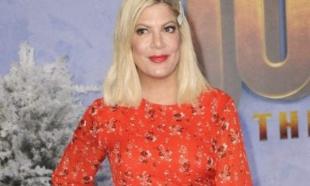 Tori Spelling Got Drawn For Announcing The Pregnancy On Apr Fools' Day