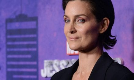 Carrie-Anne Moss Was Provided A Grandma Part When She Flipped 40