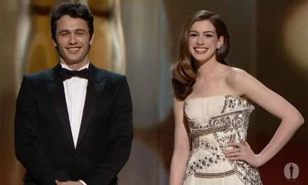 Authors For The 2011 Oscars Say Anne Hathaway And James Franco's Hosting Gig Was obviously a Mess Behind-The-Scenes As well