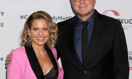 Frank Saget Defends Candace Cameron Bure Right after People Say She's Fake
