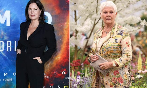 Marcia Gay Harden Can be Sorry For Recommending Dame Judi Dench Was Bitter Regarding Her Oscar Earn