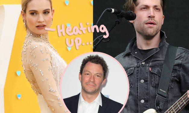 Lily James & Michael Shuman Confirm Their Relationship After Dominic West Scandal!