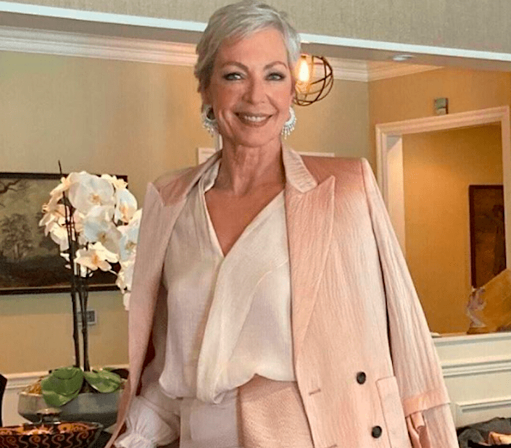Open up Post: Hosted Simply by Allison Janney Adopting The Gray