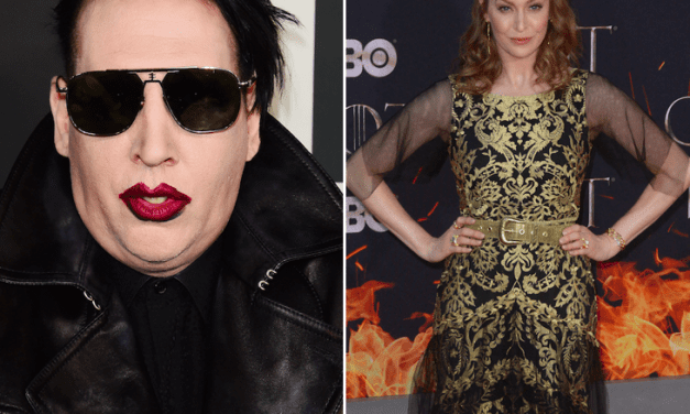 Esmé Bianco Is Your house Marilyn Manson Designed for Sexual Assault Plus Sex Trafficking