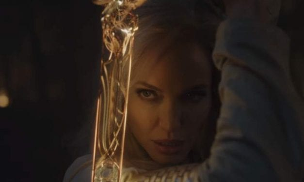 """Marvel Has Revealed The First Look At Angelina Jolie In """"Eternals"""""""