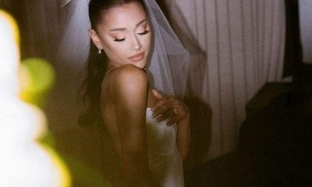Ariana Grande Has Launched Pictures From The girl Surprise At-Home Wedding ceremony