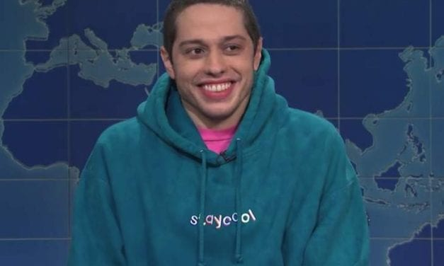 """Pete Davidson, Who May be One Of Several Exiting Throw Members, Dragged Chrissy Teigen On """"Saturday Night Live"""""""