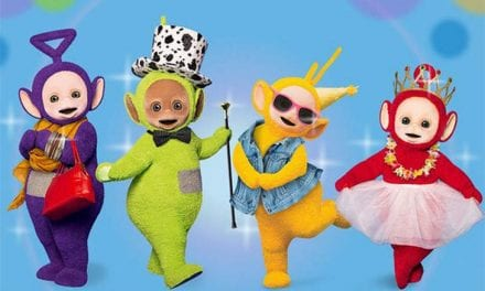 Open up Post: Hosted By Teletubbies' Pride Merch, Which Some People Believe Is Their Method of Coming Out