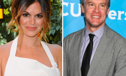 """Rachel Bilson Apologizes With her """"The O. Chemical. """" Co-Star/Director Tate Donovan For Previous Assholery"""