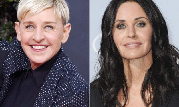 Ellen DeGeneres Is Residing At Courteney Cox's House (But It isn't really What It Looks Like)