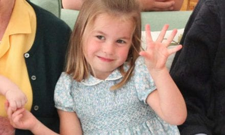 Duchess Kate Shared A New Picture Of Princess Charlotte For Her 6th Birthday