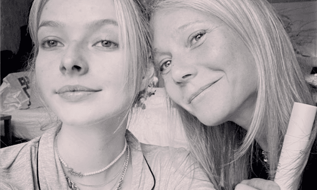 Gwyneth Paltrow And Child Apple Get Mother-Daughter Piercings Every Year Regarding Apple's Birthday