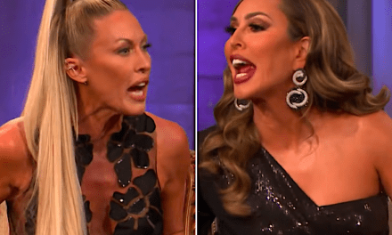 """Terminated """"Real Housewives Associated with Orange County"""" Forged Members Kelly Dodd And Braunwyn Windham-Burke Fought About Obtaining Canned"""