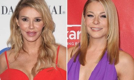 Brandi Glanville Says The lady And LeAnn Rimes Really Do Get Along At this point