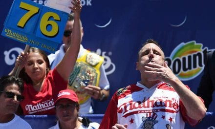 Fourth Of July Open Post: Hosted By Joey Chestnut Beating His Hot-Dog-Eating Record Again