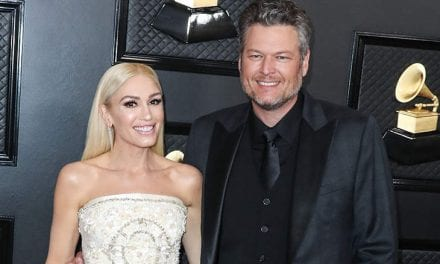 Blake Shelton And Gwen Stefani Got Married Over The July 4th Weekend